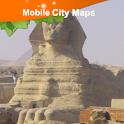 Cairo Street Map logo
