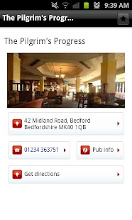 Wetherspoon Pub Finder - screenshot thumbnail