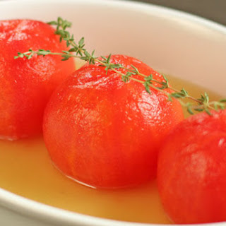 Whole Chilled Tomato in Broth