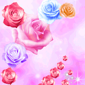 Gorgeous Rose Live Wallpaper icon
