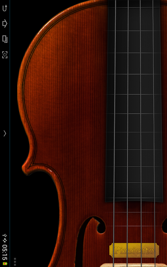 Violin- screenshot