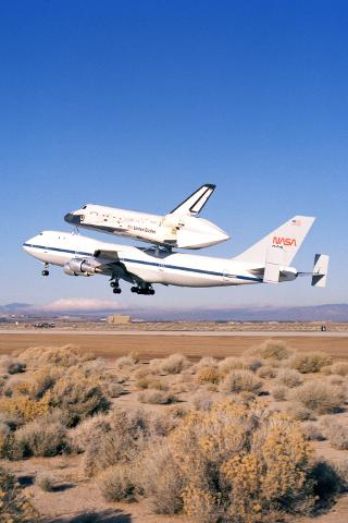 SCA - Shuttle Carrier Aircraft- screenshot