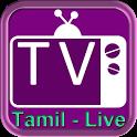 Tamil - Live TV icon