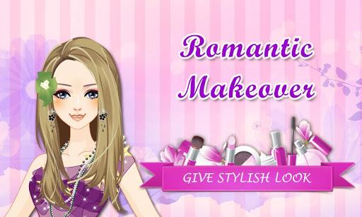 Romantic Girl Makeover