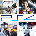PS4 Games icon