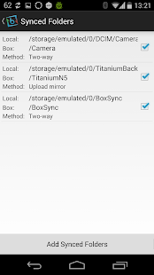 Autosync for Box- screenshot thumbnail