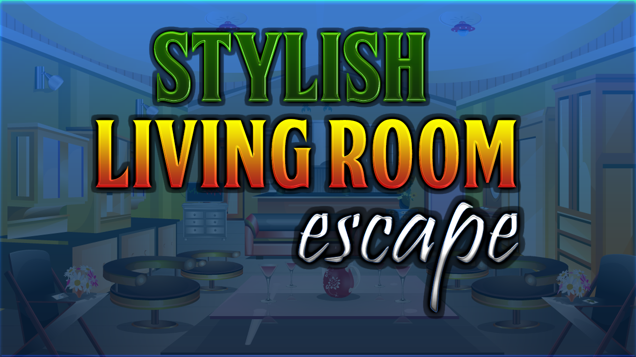 Stylish living room escape- screenshot