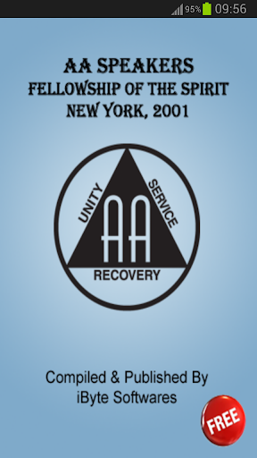 AA Fellowship New York - 2001