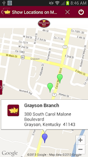 FNB Grayson Mobile Banking - screenshot thumbnail