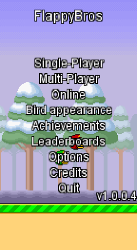 Flappy Bros Multiplayer