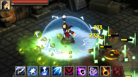 Battleheart Legacy Screenshot 3
