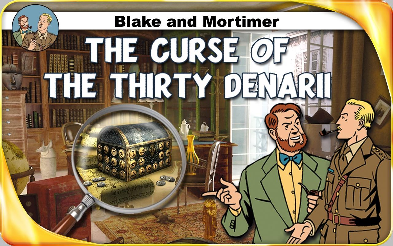 Blake and Mortimer HD (full) - screenshot