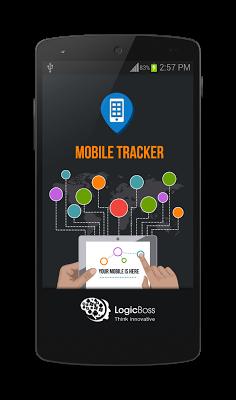 Mobile Tracker - screenshot