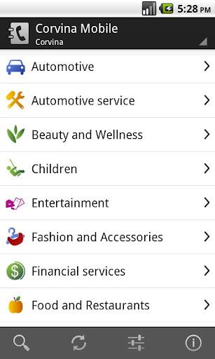 Corvina Business Directory