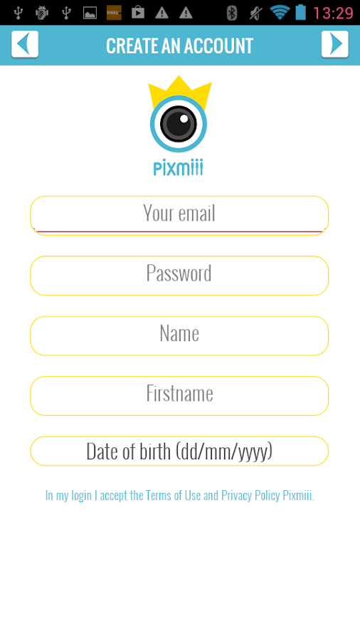Pixmiii- screenshot