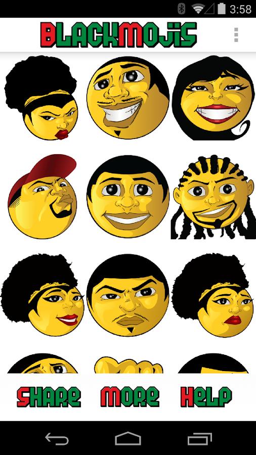 Blackmojis™ - Black Emojis v2.0 [Apk] [Paid] [Cost=105PKR] Hj7uuWr4VqBgBuPrbdKAY5lQWAITrvSyqMJdkmyNnJZ1R3AWoRP4TqctY5WapSAOwA=h900