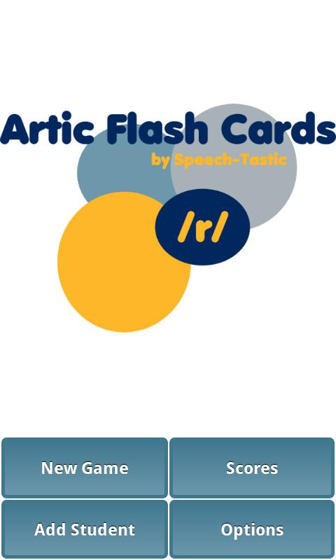 Articulation Flash Cards /r/- screenshot