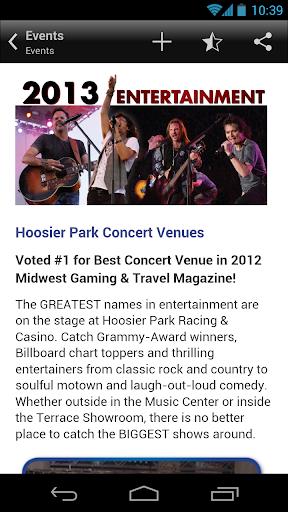 【免費旅遊App】Hoosier Park Racing Casino-APP點子