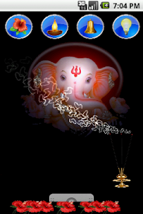Ganpati Ganesh Live Wallpaper- screenshot thumbnail
