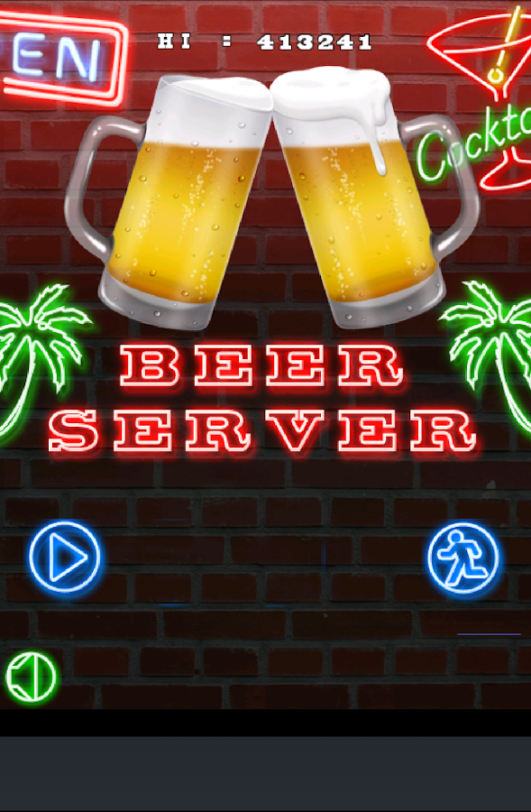 Beer Server- screenshot