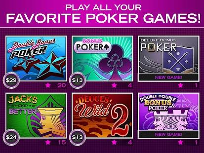 Deuces Wild Poker  MSN Games  Free Online Games