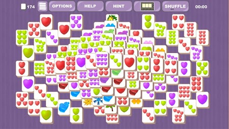 Valentine's Mahjong Tiles APK screenshot thumbnail 17