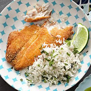 White Rice Tilapia Recipes.