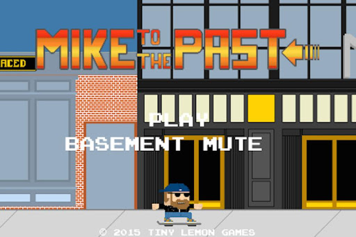 【免費街機App】Mike to the Past-APP點子