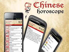 Screenshot of Chinese Horoscope ™