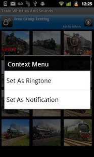 Train Whistles & Sounds (Free)- screenshot thumbnail