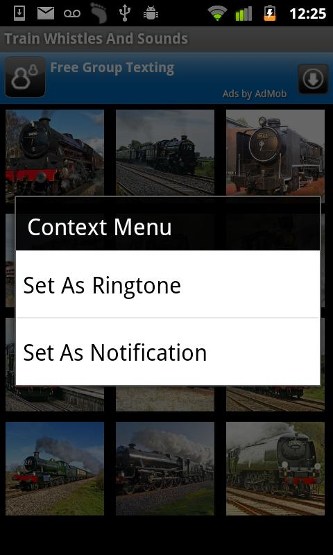Train Whistles & Sounds (Free)- screenshot