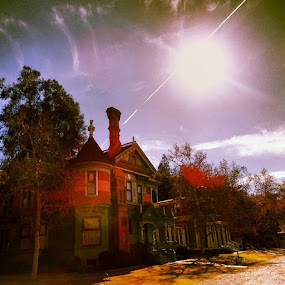 Heritage park by Paul Stanley - Instagram & Mobile Other ( heritagepark, losangeles )