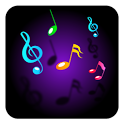 Live Musical Note Free Wall icon