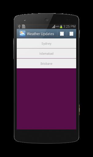 玩天氣App|天气更新和小工具免費|APP試玩