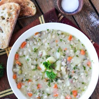 Chunky White Bean Soup
