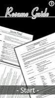 Screenshot of Smart Résumé Tips