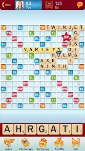 SCRABBLE- screenshot thumbnail