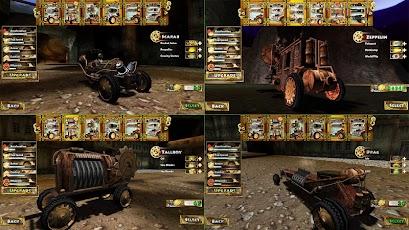 Steampunk Racing 3D
