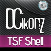 DCikonZ Carbon TSF Theme
