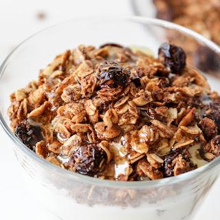 Low-Fat Cherry Almond Granola Recipe