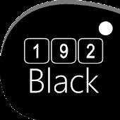 APW Theme 192C Black