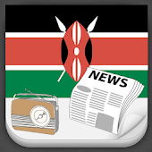 Kenyan Radio and Newspaper