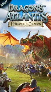Dragons of Atlantis: Heirs Screenshot 1