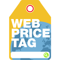 WebPriceTag - Website Worth