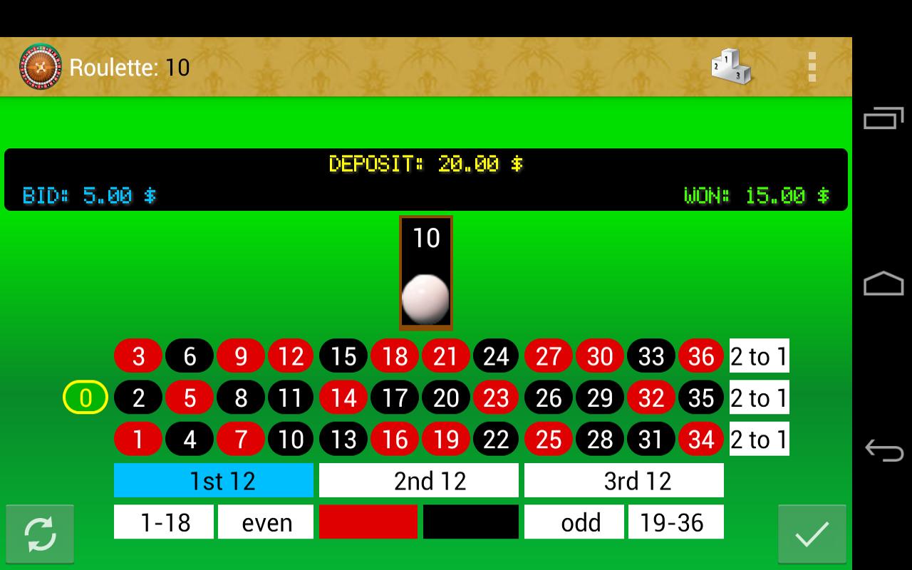 roulette tipps casino