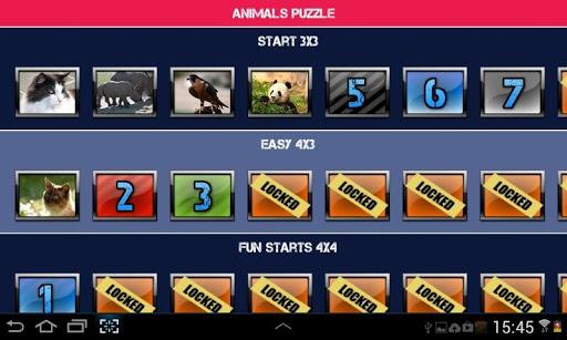 動物拼圖|玩解謎App免費|玩APPs