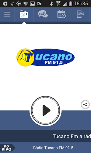 Rádio Tucano FM 91.5