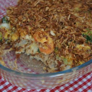 Creamy Veggie Medley Recipe