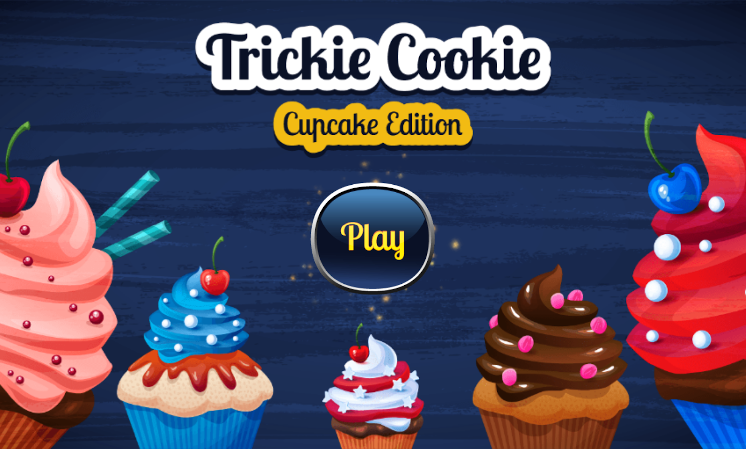 Trickie Cookie - Sweet Physics - screenshot