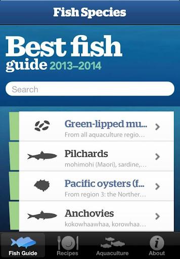 Best Fish Guide Beta